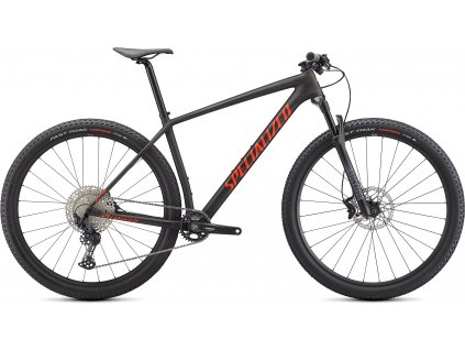 Horské kolo Specialized Epic Hardtail 2021 satin carbon