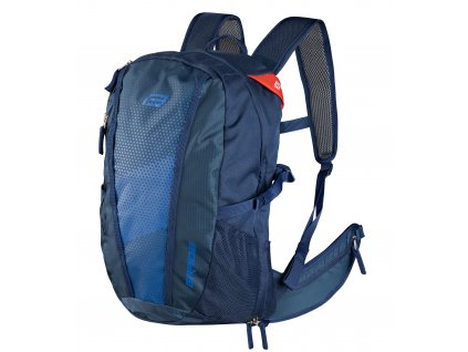 Cyklistický batoh FORCE GRADE 22 l modrý