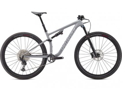Celoodpružené kolo Specialized EPIC EVO 2021 gloss cool grey