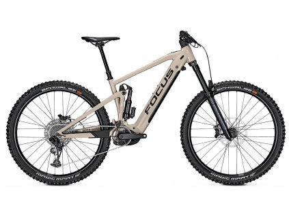 Enduro elektrokolo FOCUS SAM2 6 8 2021 milkbrown Bosch 625 Wh