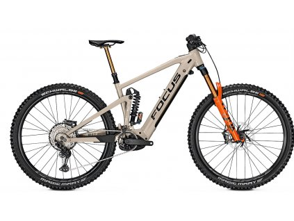 Enduro elektrokolo FOCUS SAM2 6 9 2021 milkbrown Bosch 625 Wh