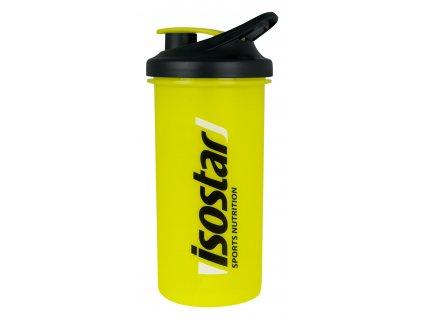 Láhev-šejkr ISOSTAR 0,7 l, žlutý