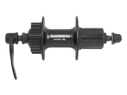 Náboj zadní Shimano FH-M475 černý kot. 6 děr 32 děr