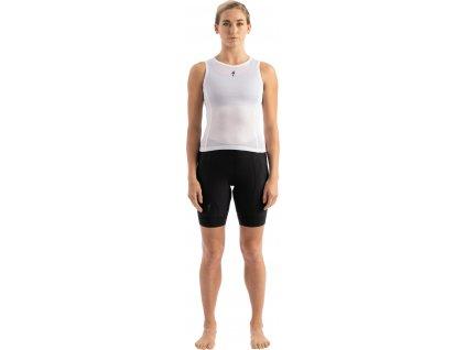 Dámské funkční tílko Specialized Women's SL Sleeveless Base Layer bílé