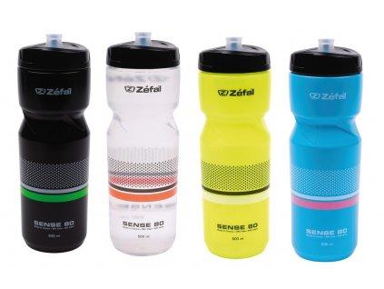 Cyklistická láhev Zéfal Sense M80 800 ml