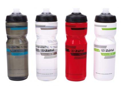 Cyklistická láhev Zéfal Sense Pro 80 800 ml