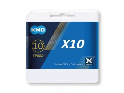 Řetěz KMC X10 Grey