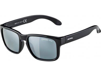 Sluneční brýle Alpina Mitzo černé