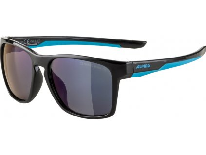 Dětské sluneční brýle Alpina Flexxy Cool Kids I černá cyan