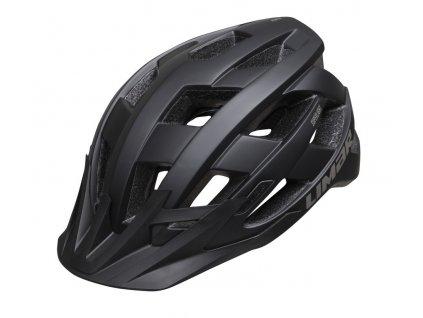 Cyklistická přilba Limar Alben matná černá