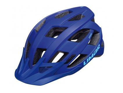 Cyklistická přilba Limar Alben matná modrá
