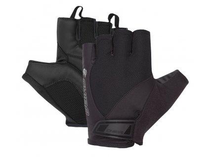 Cyklistické rukavice Chiba Sport Pro letní černé