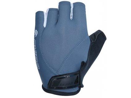 Cyklistické rukavice Chiba Sport Pro letní modré šedé