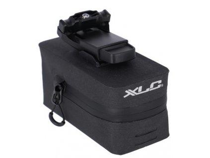 Podsedlová brašna XLC BA S110 černá antracit