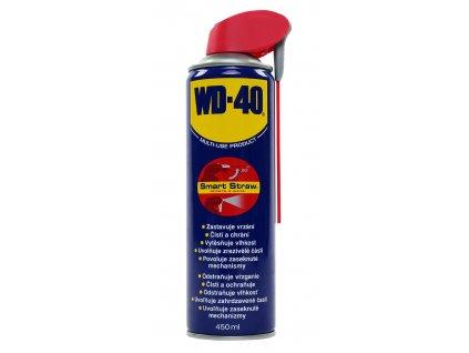 Mazivo WD 40 Smart Straw sprej 450ml
