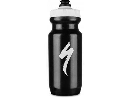 Cyklo láhev Specialized Little Big Mouth 600 ml Black/White S-Logo