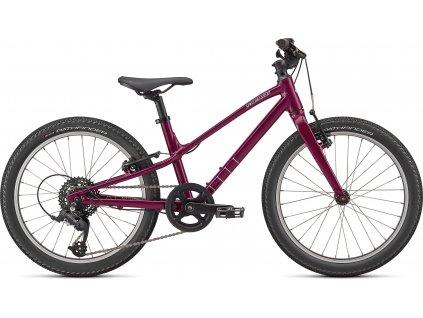 Dětské kolo Specialized Jett 20 2022 gloss raspberry uv lilac