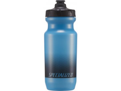 Cyklistická láhev Specialized Little Big Mouth Hex Fade Prismatic Blue Black 600 ml