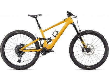 Celoodpružené elektrokolo Specialized Turbo Kenevo SL Expert 2022 Gloss Brassy Yellow / Black