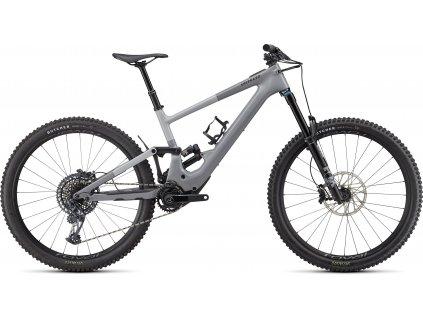 Celoodpružené elektrokolo Specialized Turbo Kenevo SL Expert 2022 Gloss Cool Grey / Carbon / Dove Grey / Black