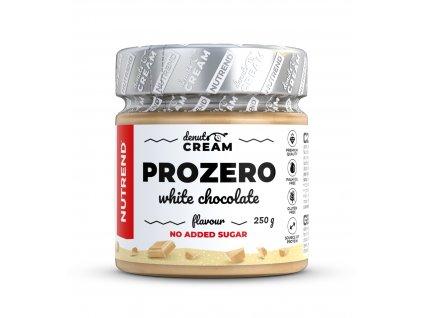 DENUTS CREAM 250 g, prozero s bílou čokoládou
