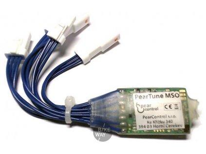 Tuning set Pear Tune MSO-Y2 pro navýšení rychlosti elektrokola YAMAHA na 50 km/h