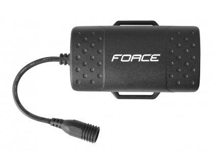 Náhradní baterie pro světlo FORCE GLOW 2 4400mAh 8,4V Samsung v pl. pouzdře