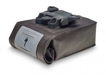 Podsedlová brašna Specialized STORMPROOF SEAT PACK SM BLK