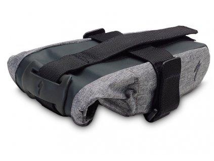 Podsedlová brašna Specialized SEAT PACK MED GRY HTHR