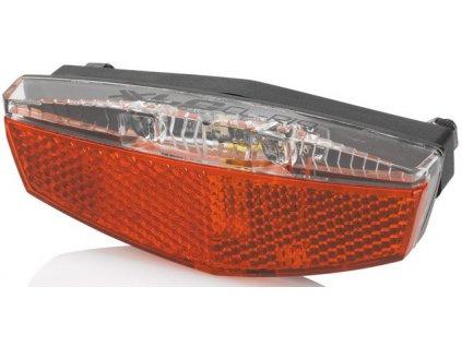 Zadní dobíjecí světlo na nosič XLC CL-R19 LED