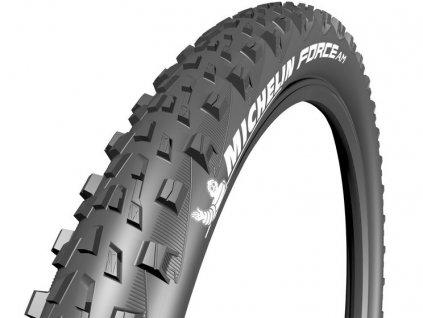 Plášť Michelin Force AM skládací 29 29x2.35 58 622 černá TL Ready