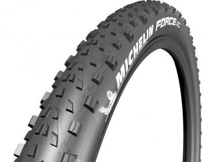 Plášť Michelin Force XC skládací 29 29x2.25 57 622 černá TL Ready