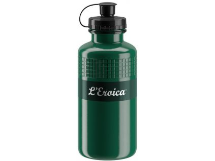 Cyklistická láhev Elite Eroica Vintage 500ml oil