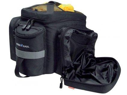Cyklistická brašna na nosič Rixen Kaul Rackpack 2 Plus černá pro Racktime