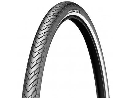 Plášť Michelin Protek 700x38C 40 622 černá Reflex drát