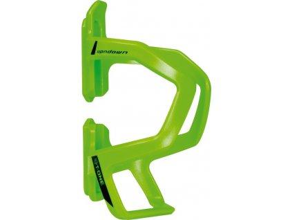 Držák na cyklo láhev T One Upndown lime green