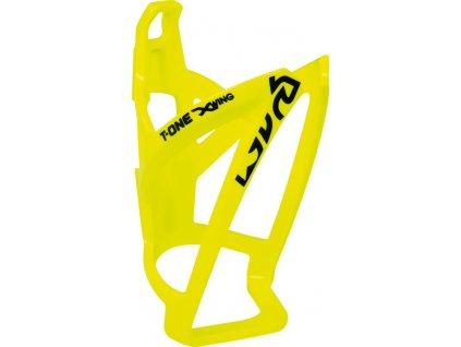 Držák na cyklo láhev T One X Wing žlutá