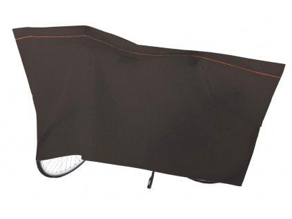 Ochranný obal na jízdní kolo VK Indoor černý 110 x 220cm