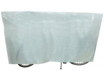 Ochranný obal jízdního kola VK 01 bílý 110 x 210 cm
