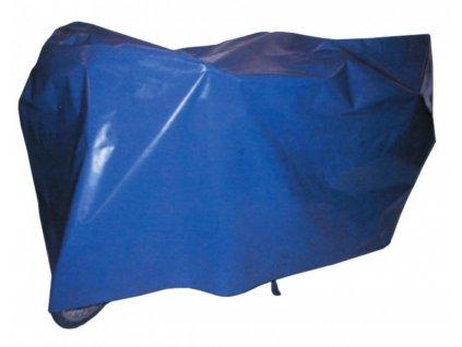 Skládací plachta na kolo 200 x 100 cm modrá