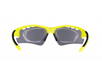Cyklistické dioptrické brýle FORCE RIDE PRO fluo