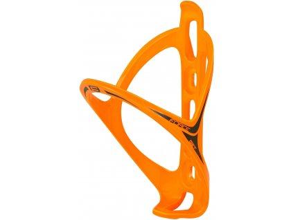 Držák na cyklo láhev FORCE GET oranžový lesklý