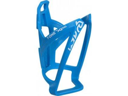 Košík na cyklo láhev T One X Wing modrý