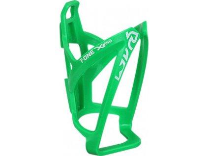 Košík na cyklo láhev T One X Wing zelený
