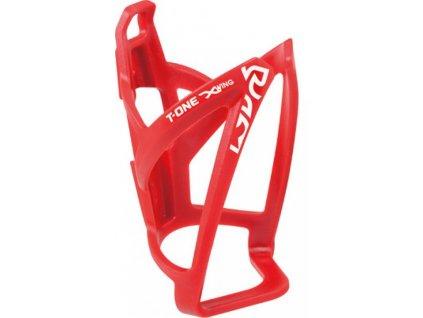 Košík na cyklo láhev T One X Wing červený