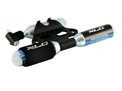Pumpička XLC PU M03 CO2 + 3ks bombičky 16g