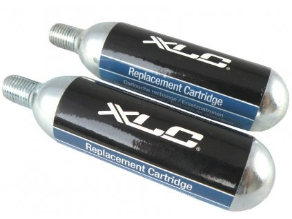 Bombičky XLC PU X04 CO2 2ks 16g