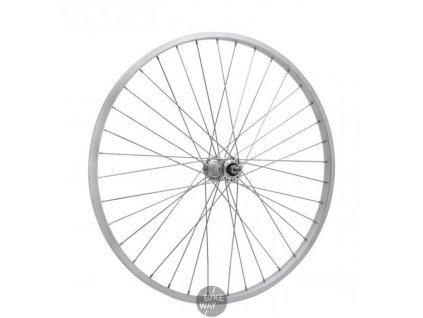 Zapletené kolo zadní Remerx RMX219 559x19 stříbrné