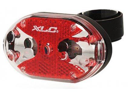 Světlo na kolo XLC THEBE CL-R02 LED zadní 5X