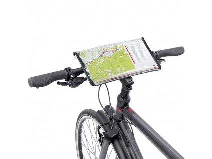 Držák na cyklo mapy Rixen&Kaul Freeliner černý